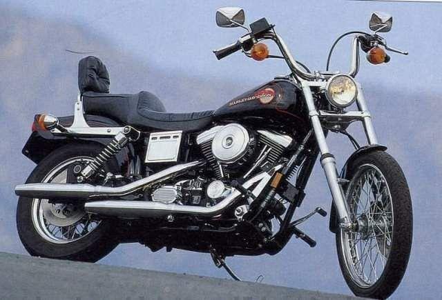 Harley Davidson FXD Dyna Super Glide (1995-98)