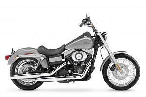 Harley Davidson FXDB Dyna Street Bob (2007-08)