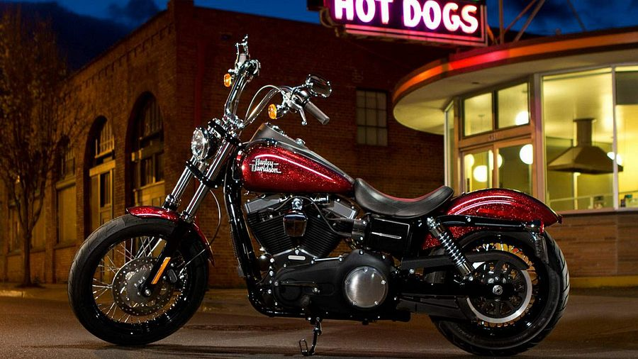 Harley Davidson Dyna Street Bob (2013)