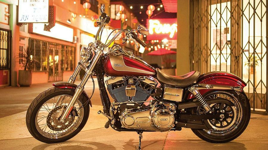 Harley Davidson Dyna Street Bob (2014)