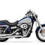 Harley Davidson FXDC Dyna Super Glide Custom (2009-10)