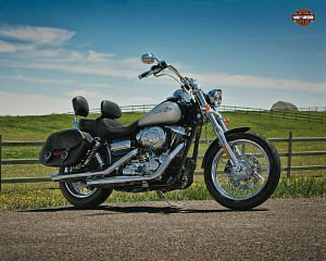 Harley Davidson FXDC Dyna Super Glide Custom (2011-12)