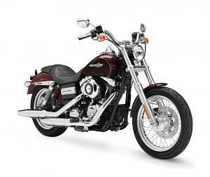 Harley Davidson FXDC Dyna Super Glide Custom (2014)