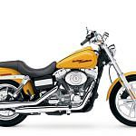 Harley Davidson FXDC/I Dyna Super Glide Custom (2005-06)