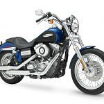 Harley Davidson FXDC Dyna Super Glide Custom (2007-08)