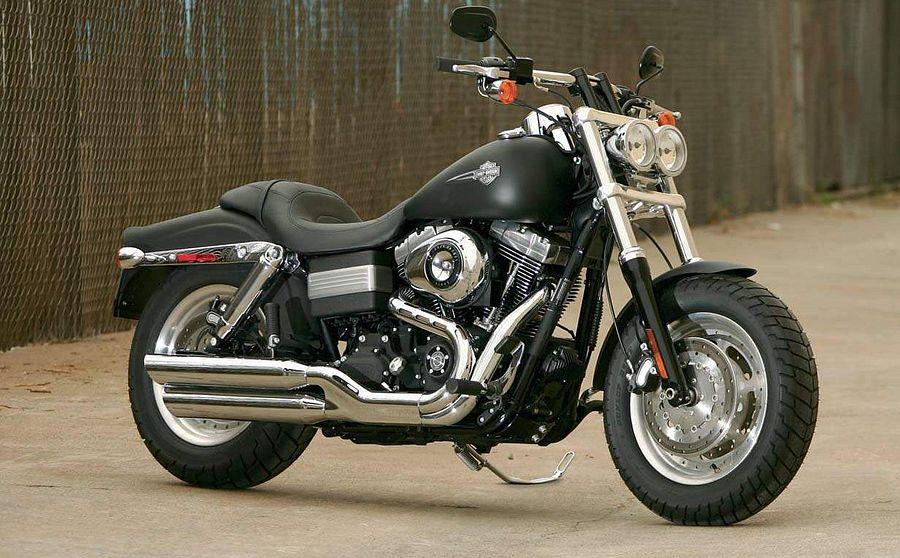 Harley Davidson FXDF Dyna Fat Bob (2008)