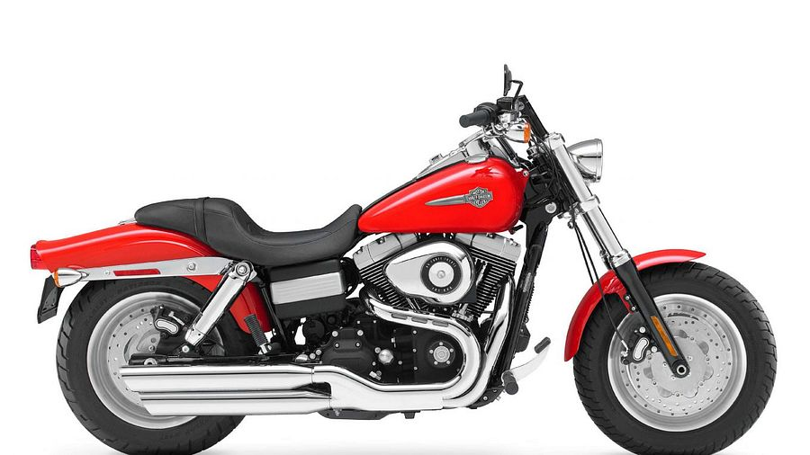 Harley Davidson FXDF Dyna Fat Bob (2010)