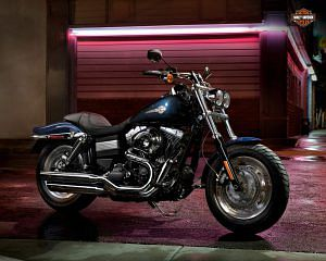 Harley Davidson FXDF Dyna Fat Bob (2012)