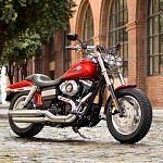Harley Davidson FXDF Dyna Fat Bob (2013)