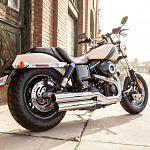 Harley Davidson FXDF Dyna Fat Bob (2014-15)