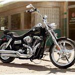Harley Davidson FXDWG Dyna Wide Glide (2013)