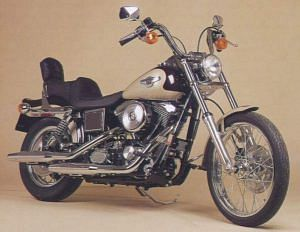 Harley Davidson FXDWG Dyna Wide Glide FXDWG Dyna Wide Glide 95