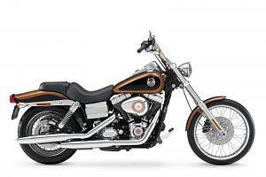 Harley Davidson FXDWG Dyna Wide Glide 105th Anniversary Editon (2008)