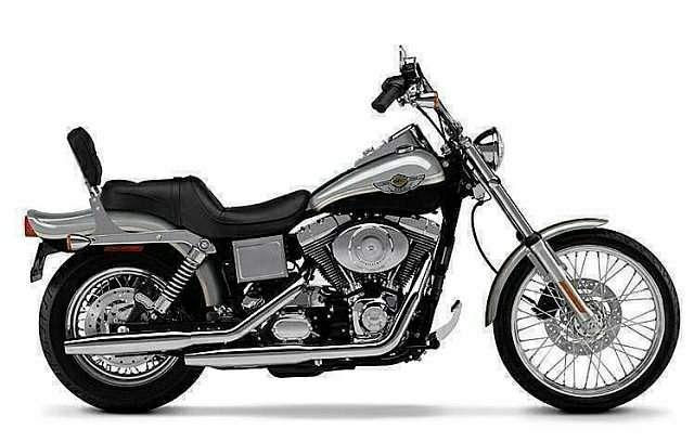 Harley Davidson FXDWG Dyna Wide Glide (1999-00)