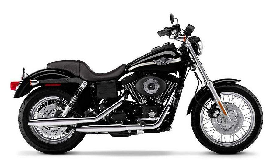 Harley Davidson FXDX/I Dyna Super Glide Sport (2002-03)