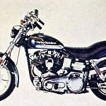 Harley Davidson FXE 1200 Super Glide (1974-77)