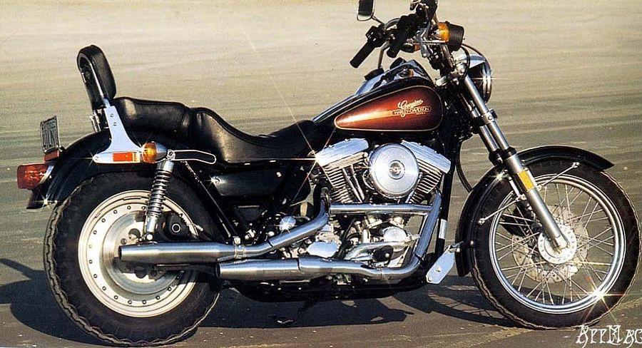 Harley Davidson FXRDG 1340 Disc Glide (1984)