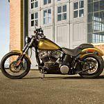 Harley Davidson FXS Softail Blackline (2012-13)