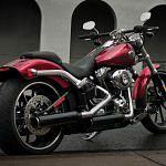 Harley Davidson FXSB Softail Breakout (2013)