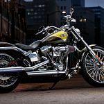 Harley Davidson FXSB-SE Softail Breakout CVO (2013)
