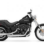 Harley Davidson FXSTB Softail Night Train (2009)