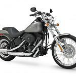 Harley Davidson FXSTB Softail Night Train (2007-08)