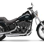 Harley Davidson FXSTBI Softail Night Train (2002-04)