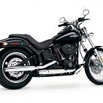 Harley Davidson FXSTBI Softail Night Train (2005-06)