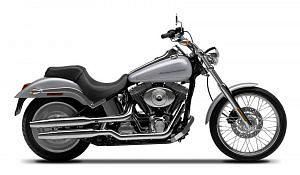 Harley Davidson FXSTD/I Softail Deuce (1999-01)