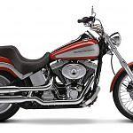 Harley Davidson FXSTD/I Softail Deuce (2002-04)