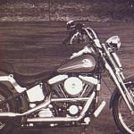 Harley Davidson FXSTS Softail Springer (1993)