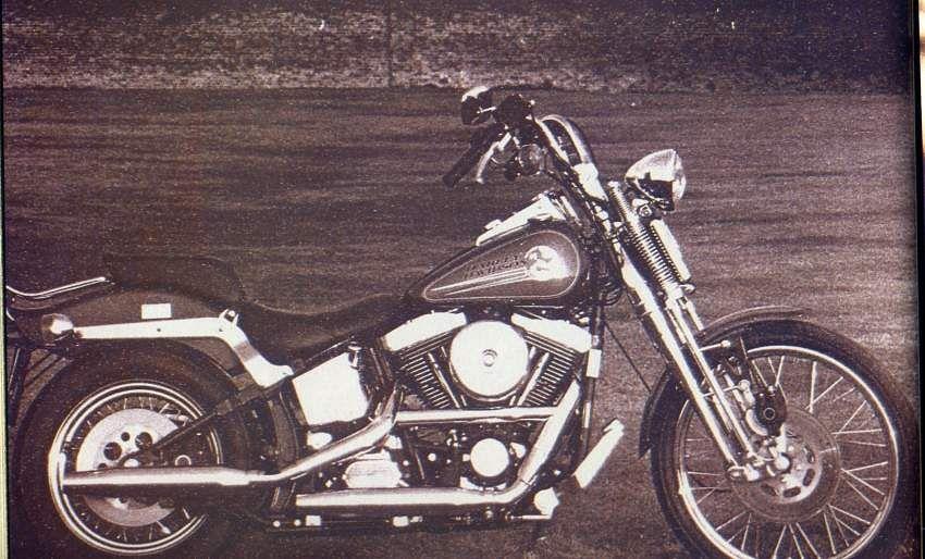 Harley Davidson FXSTS Softail Springer (1993)