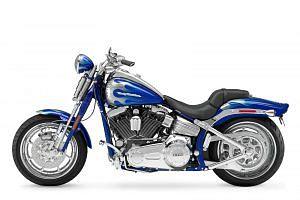Harley Davidson FXSTS-SE3 Softail Springer (2009)