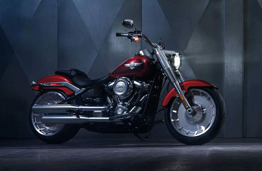 Harley Davidson Softail Fat Boy (2018)
