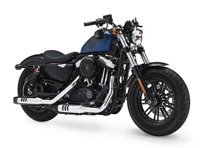 Harley Davidson XL1200X Forty-Eight (2018)