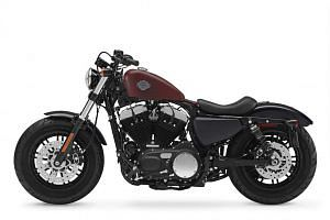Harley Davidson XL1200X Forty-Eight (2018-19)