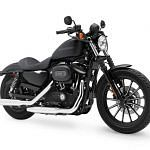 Harley Davidson XL 883N Iron (2009)