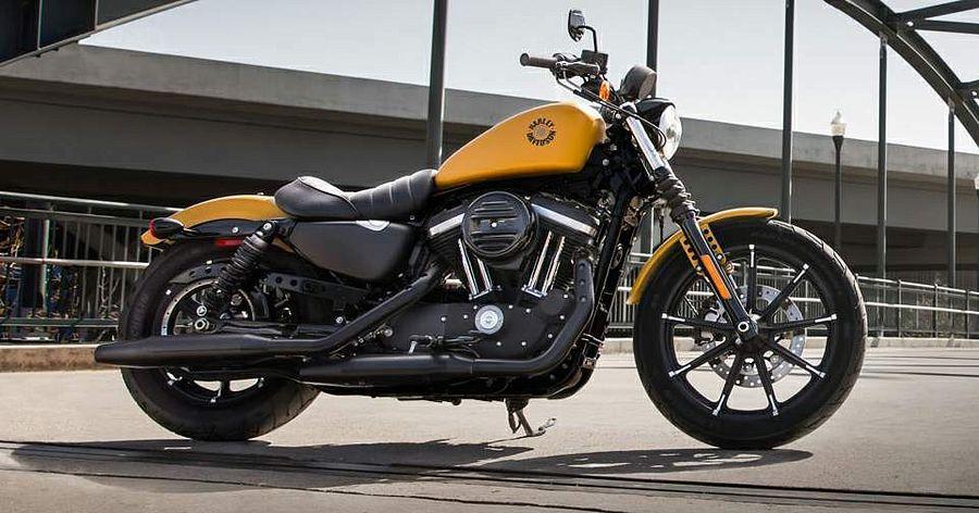 Harley Davidson XL 883N Iron (2018-19)