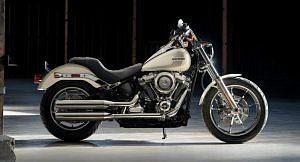 Harley Davidson Softail Low Rider S (2018)
