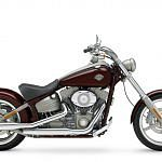 Harley Davidson FXCW Softail Rocker (2008)
