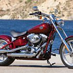 Harley Davidson Rocker (2008-09)