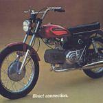 Aermacchi / Harley Davidson SST 350 Sprint (1976)