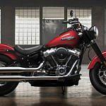 Harley Davidson Softail Slim (2018)