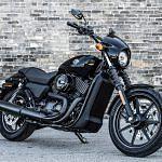 Harley Davidson XG Street 750 (2014-15)