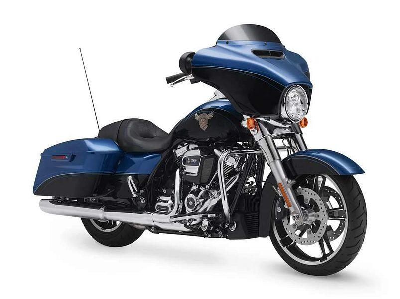 Harley Davidson FLHX Street Glide 115th Anniversary (2018)