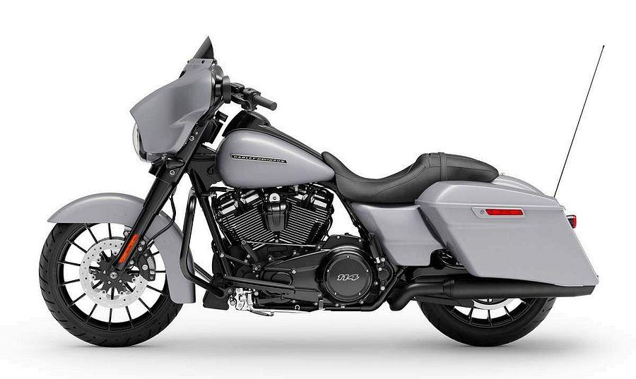 Harley Davidson Street Glide Special 114 2019