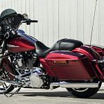 Harley Davidson FLHX Street Glide 2017 (2017-18)