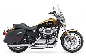 Harley Davidson XL 1200T Superlow (2017)