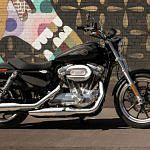 Harley Davidson XL 883L Sportster Super Low (2018-19)