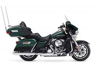 Harley Davidson FLHTK Electra Glide Ultra Limited (2016)